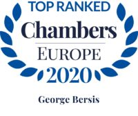 Chambers Europe 2020