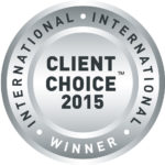 Client Choice Award 2015