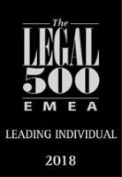 The Legal 500 EMEA 2018