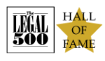 The Legal 500 Hall of Fame 2020