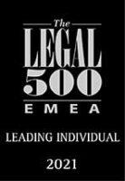 The Legal 500 EMEA 2021